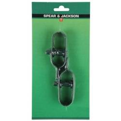 Raidisseurs verts (lot de 2) Spear And Jackson